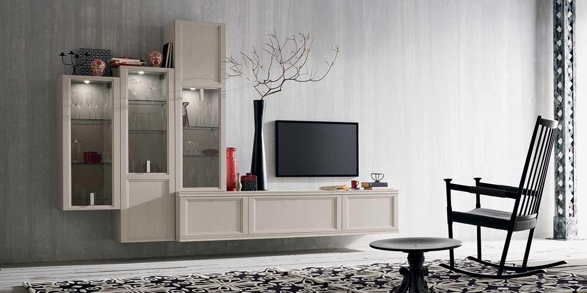 Pareti attrezzati, classiche moderne e di design - Camere ...